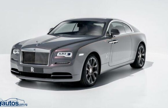 ROLLS ROYCE WRAITH – (AVAILABLE ON REQUEST).