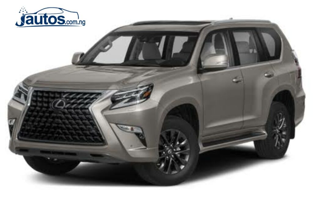 LEXUS GX 460 2020- AVAILABE FOR RENTAL (N170,000) PER DAY WITHOUT FUELING