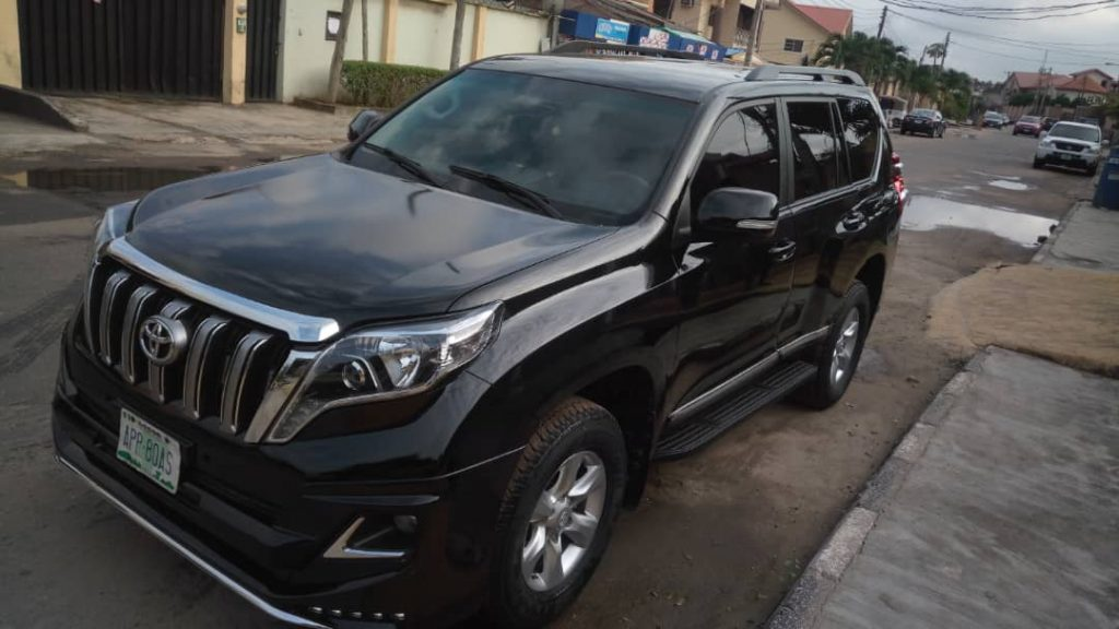 JAUTOS- THE BEST PLACE TO RENT TOYOTA PRADO & LANDCRUISER JEEPS IN NIGERIA