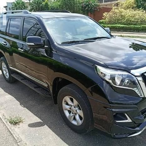 JAUTOS! THE BEST PLACE TO GET TOYOTA LANDCRUISER PRADO 2015 FULL EXECUTIVE IN LAGOS, NIGERIA