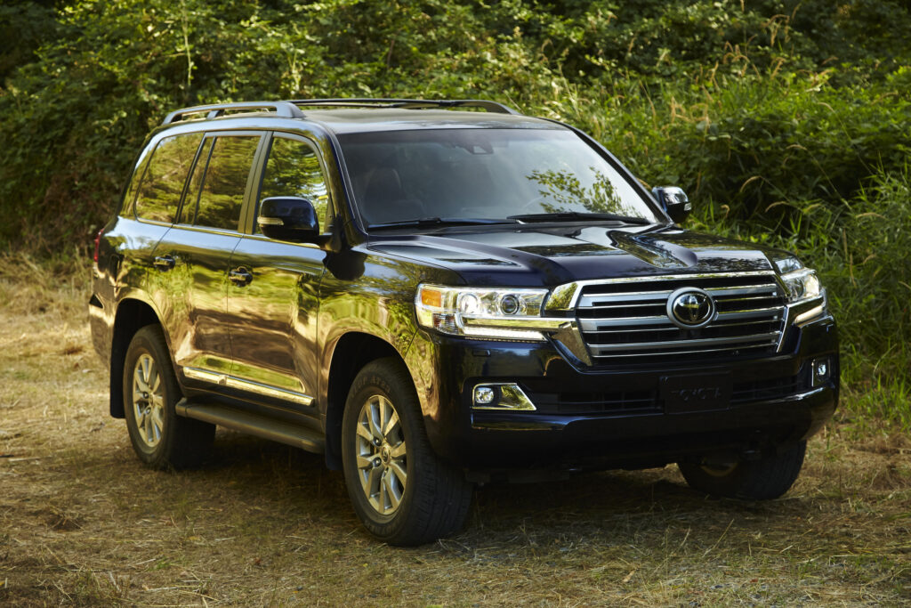 TOYOTA LAND CRUISER 2018 BULLET PROOF