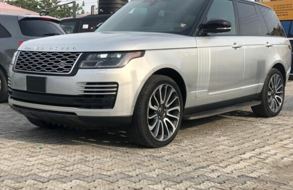 RANGE ROVER VOGUE – AVAILABLE ON REQUEST