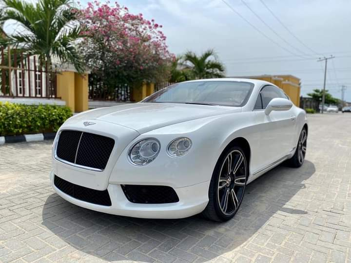 Jautos:Bentley for Rental in Portharcourt
