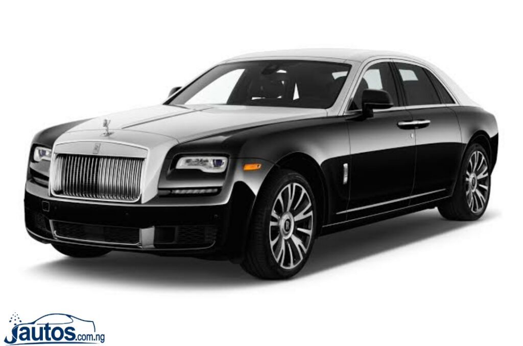 ROLLS ROYCE GHOST- AVAILABLE ON REQUEST.