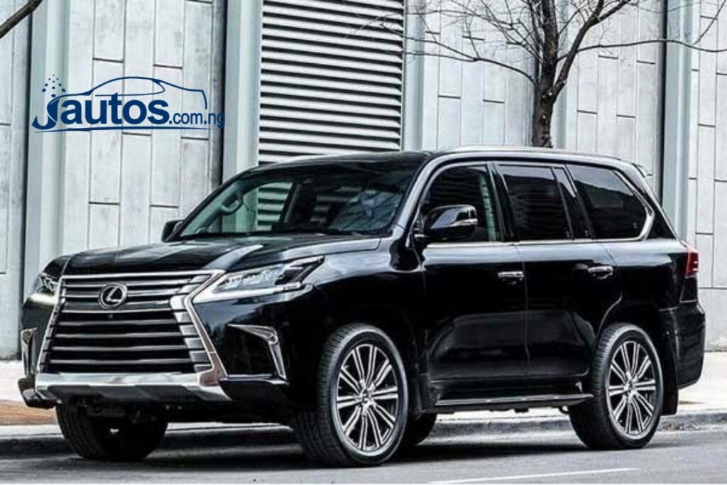 LEXUS LX 570 2020. AVAILABLE ON REQUEST