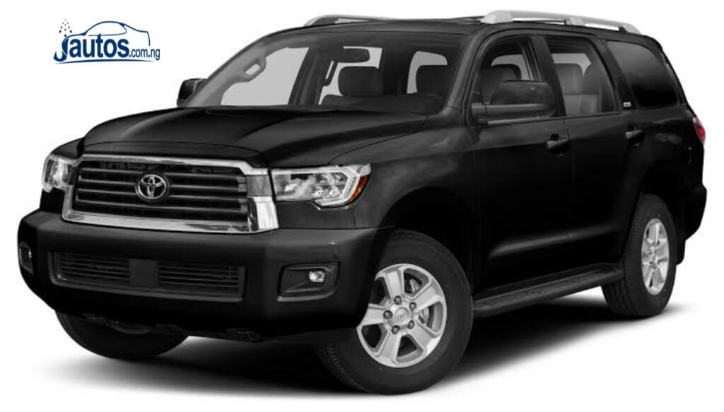 TOYOTA LANDCRUISER 2020-CUSTOMIZED- N110,000 (AMOUNT PER DAY WITHOUT FUELING)