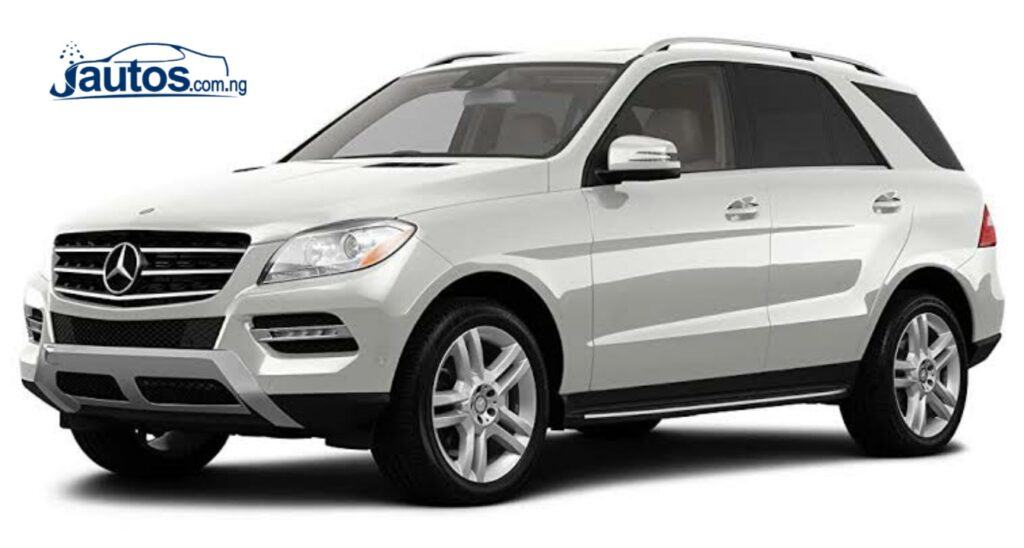 MERCEDES BENZ ML 350  (AVAILABLE ON REQUEST)