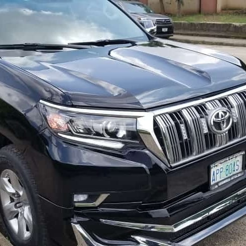 NEWLY UPGRADED TOYOTA LANDCRUISER PRADO AT JAUTOS! CHECK IT OUT!