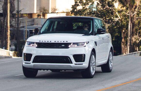 2019 Range Rover Sports