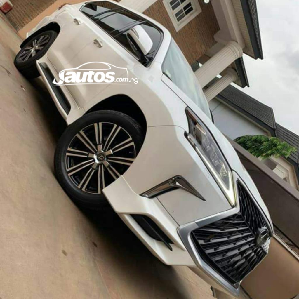 Lexus LX 570 2020 model In Portharcourt